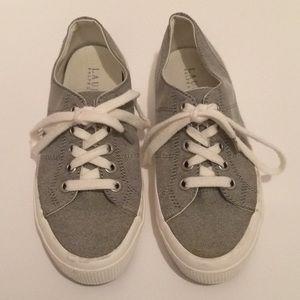 Ralph Lauren Shoes - $9 Ralph Lauren canvas sneakers like new